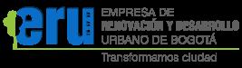Logo Empresa de Renovación y Desarrollo Urbano - ERU
