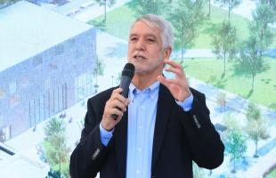Intervención del Alcalde Enrique Peñalosa